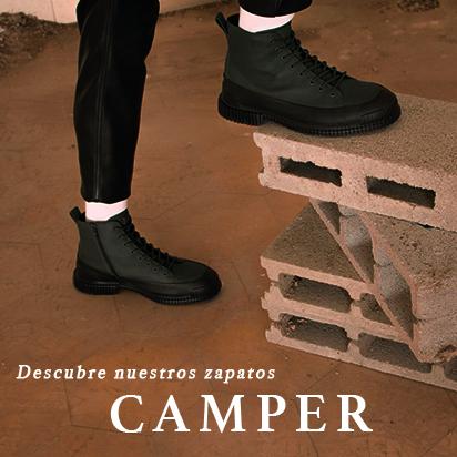 Zapatos Camper Botines Hombre